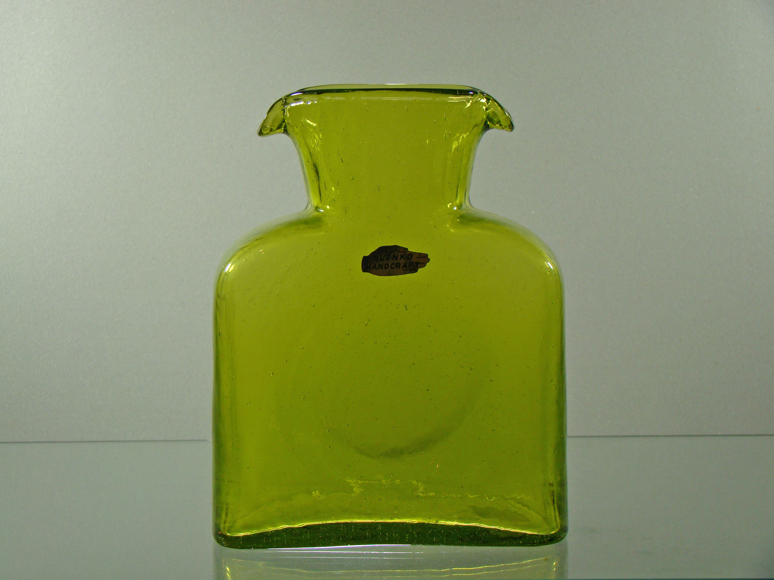 A year of blenko water bottles and their imitators page 61 chartreuse reviewsmspy